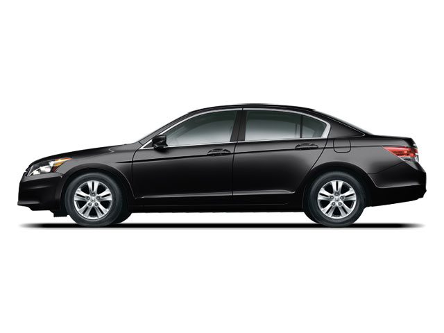 2011 Honda Accord Sdn Prices And Values Sedan 4D SE Side View