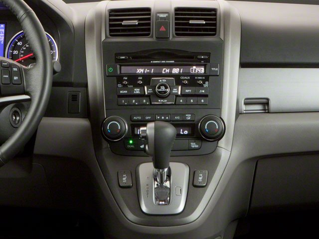 2011 Honda CR V Prices And Values Utility 4D EX L 4WD Center Console