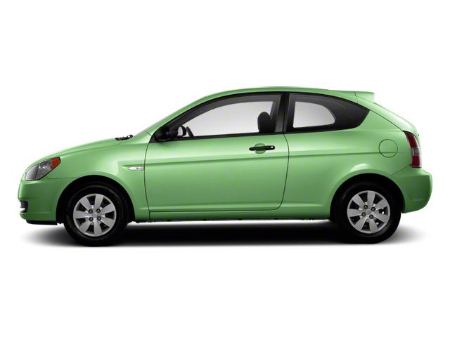 2011 Hyundai Accent Prices and Values Hatchback 3D GL side view