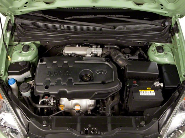 2011 Hyundai Accent Prices and Values Hatchback 3D GL engine