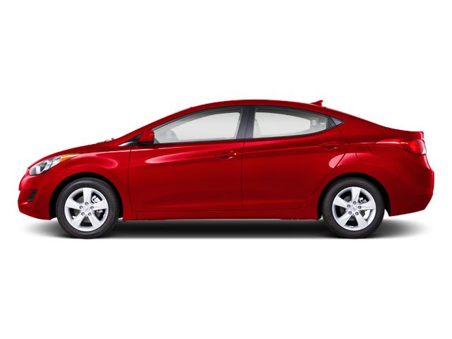 2011 Hyundai Elantra Prices and Values Sedan 4D Limited side view