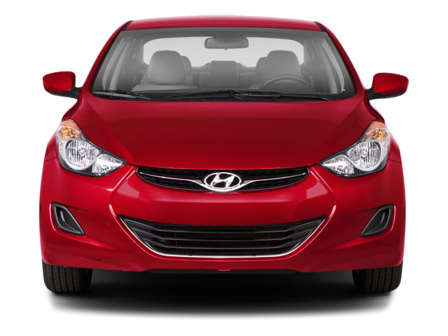 2011 Hyundai Elantra Prices and Values Sedan 4D Limited front view