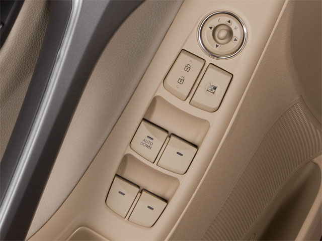 2011 Hyundai Elantra Prices and Values Sedan 4D Limited driver's side interior controls