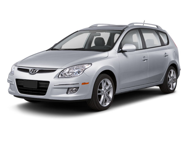 2011 Hyundai Elantra Touring Prices and Values Hatchback 5D Touring GLS side front view