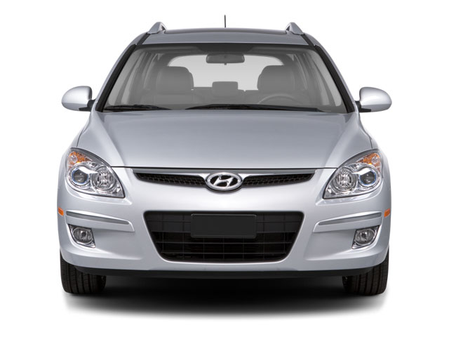 2011 Hyundai Elantra Touring Prices and Values Hatchback 5D Touring GLS front view