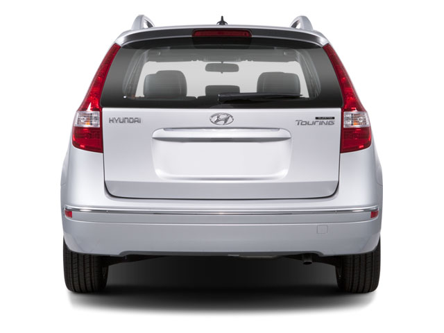 2011 Hyundai Elantra Touring Prices and Values Hatchback 5D Touring GLS rear view