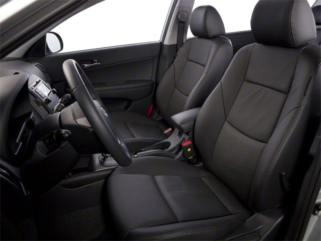 2011 Hyundai Elantra Touring Prices and Values Hatchback 5D Touring GLS front seat interior