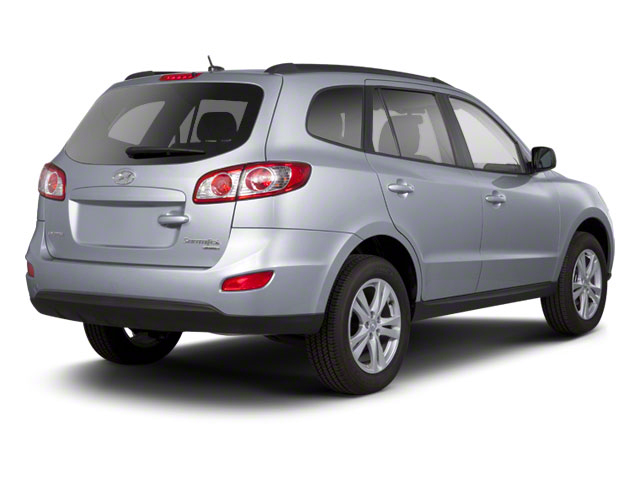 2011 Hyundai Santa Fe Prices and Values Utility 4D GLS 2WD side rear view