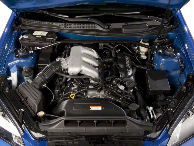 2011 Hyundai Genesis Coupe Prices and Values Coupe 2D R-Spec engine