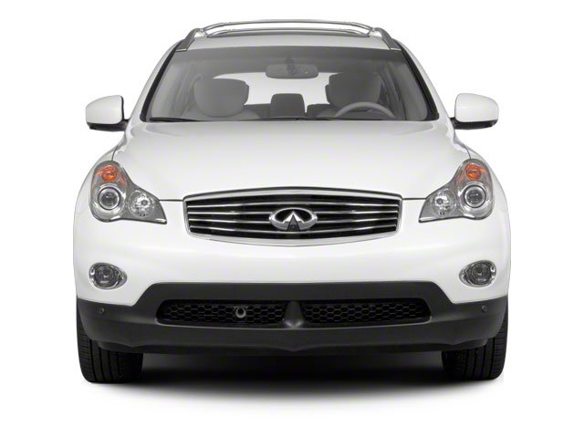 2011 INFINITI EX35 Prices and Values Wagon 4D Journey 2WD front view