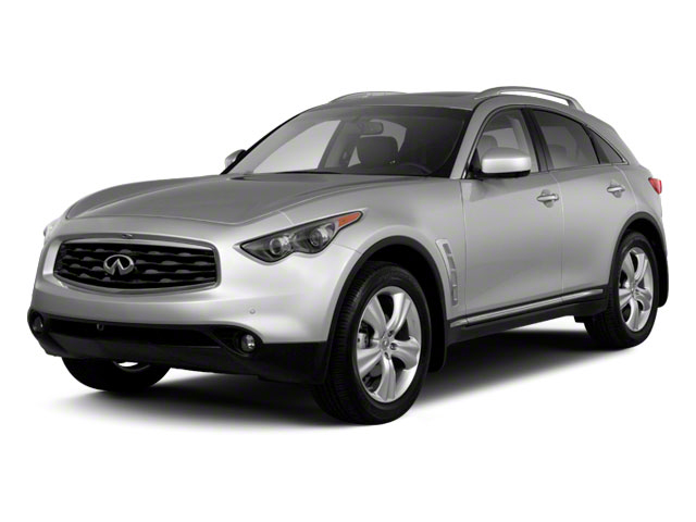 2011 INFINITI FX50 Prices and Values FX50 AWD