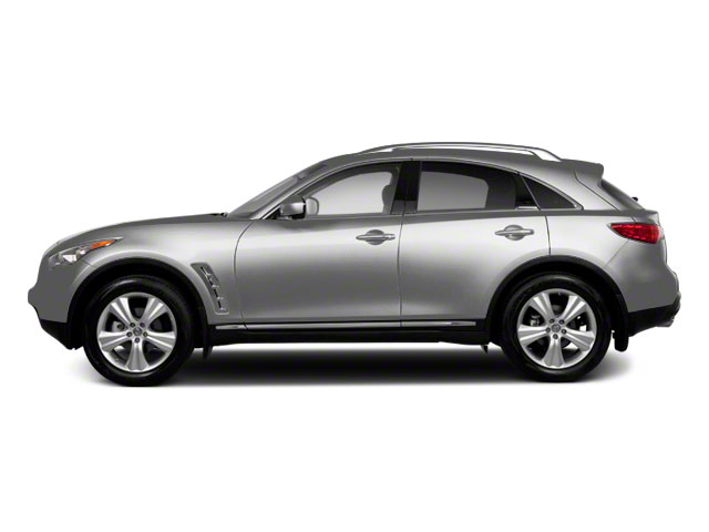 2011 INFINITI FX50 Prices and Values FX50 AWD side view