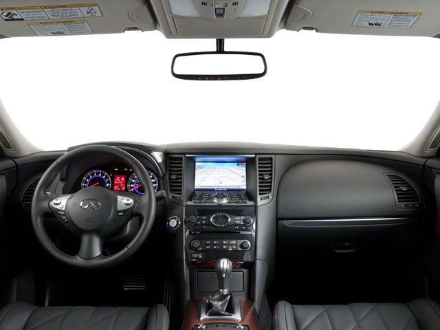 2011 INFINITI FX50 Prices and Values FX50 AWD full dashboard
