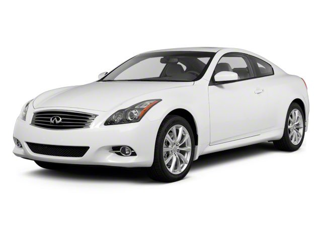 2011 INFINITI G37 Coupe Prices and Values Coupe 2D IPL side front view