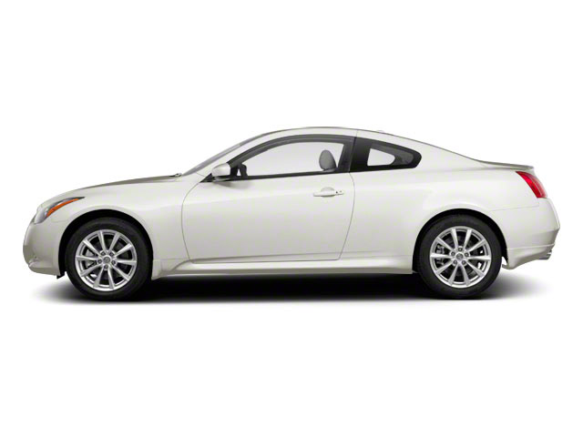 2011 INFINITI G37 Coupe Prices and Values Coupe 2D IPL side view