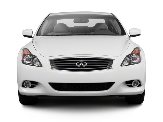 2011 INFINITI G37 Coupe Prices and Values Coupe 2D IPL front view