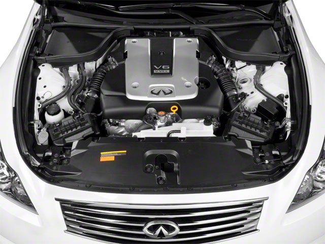 2011 INFINITI G37 Coupe Pictures G37 Coupe 2D 6 Spd photos engine