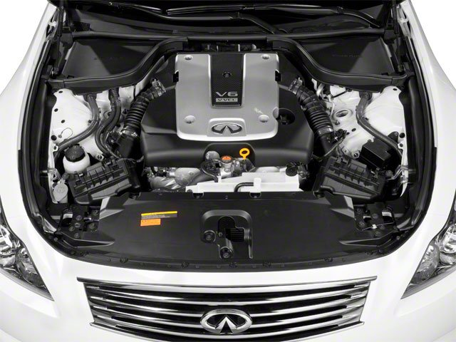 2011 INFINITI G37 Coupe Prices and Values Coupe 2D IPL engine