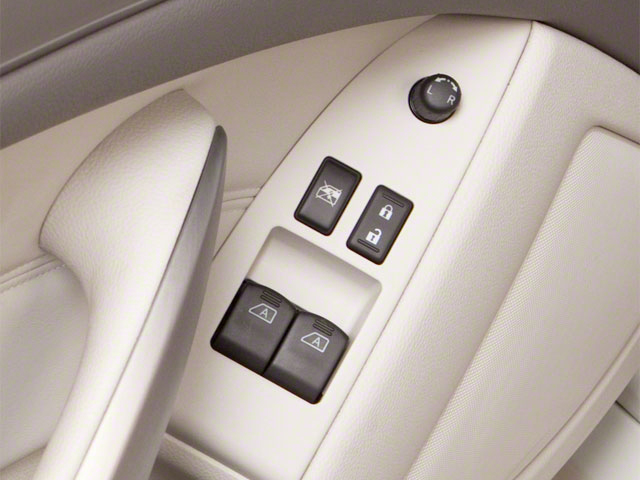 2011 INFINITI G37 Coupe Prices and Values Coupe 2D IPL driver's side interior controls