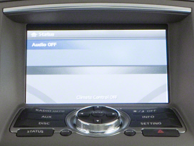 2011 INFINITI G37 Coupe Prices and Values Coupe 2D IPL navigation system