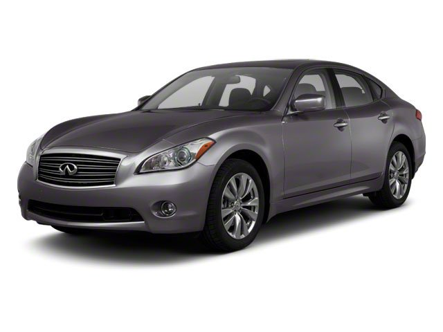 2011 INFINITI M37 Pictures M37 Sedan 4D photos side front view