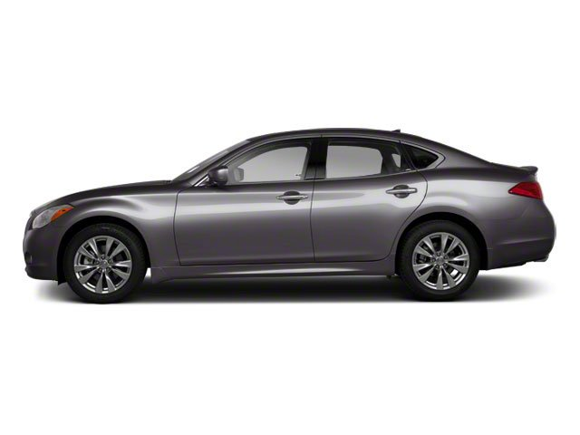 2011 INFINITI M56 Pictures M56 Sedan 4D photos side view