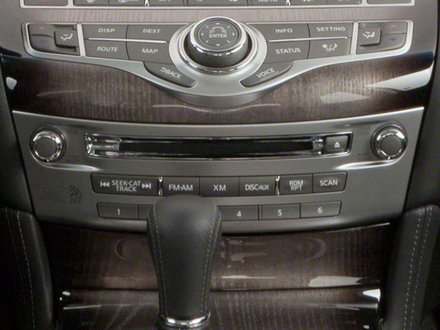 2011 INFINITI M56 Pictures M56 Sedan 4D photos stereo system