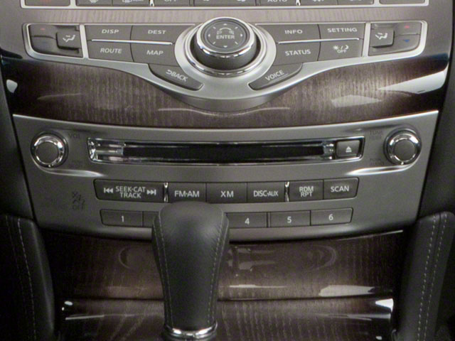 2011 INFINITI M37 Pictures M37 Sedan 4D photos stereo system
