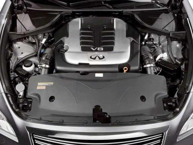 2011 INFINITI M37 Pictures M37 Sedan 4D photos engine
