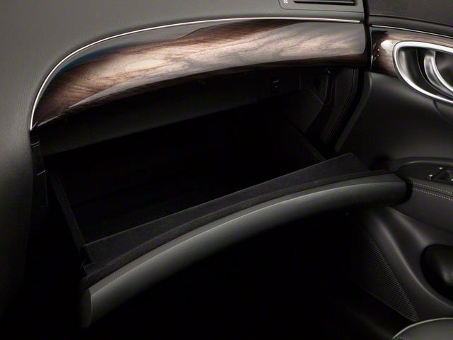2011 INFINITI M37 Pictures M37 Sedan 4D photos glove box
