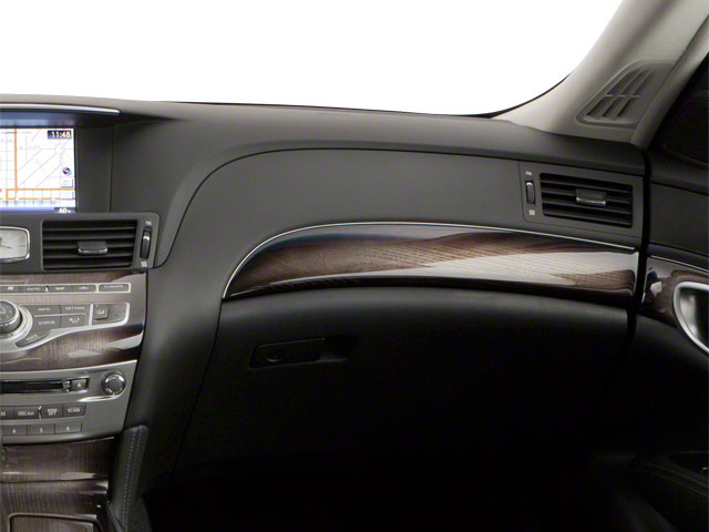 2011 INFINITI M37 Pictures M37 Sedan 4D photos passenger's dashboard