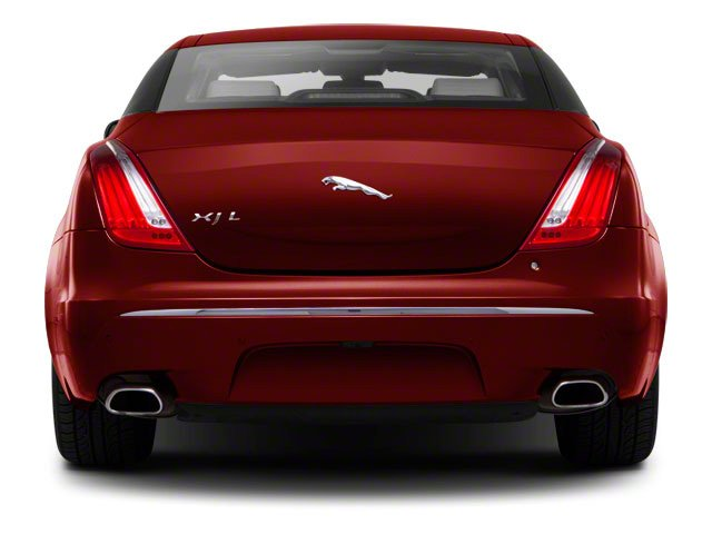2011 Jaguar XJ Prices and Values Sedan 4D Supersport rear view