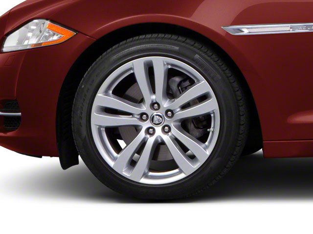 2011 Jaguar XJ Prices and Values Sedan 4D Supersport wheel