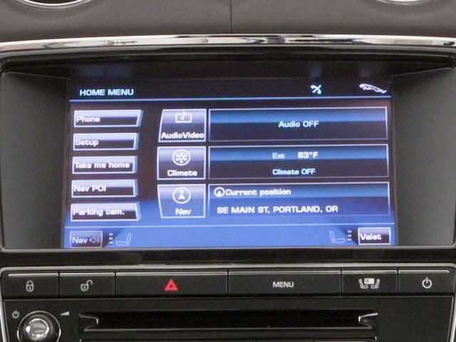 2011 Jaguar XJ Pictures XJ Sedan 4D L Supersport photos navigation system