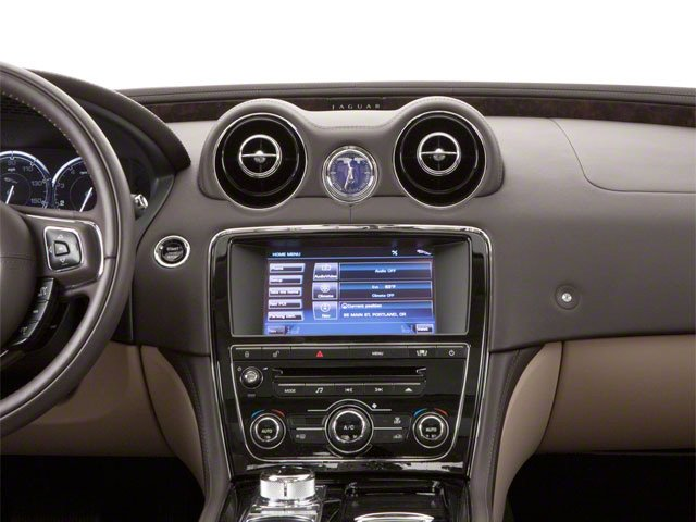 2011 Jaguar XJ Pictures XJ Sedan 4D L Supersport photos center dashboard