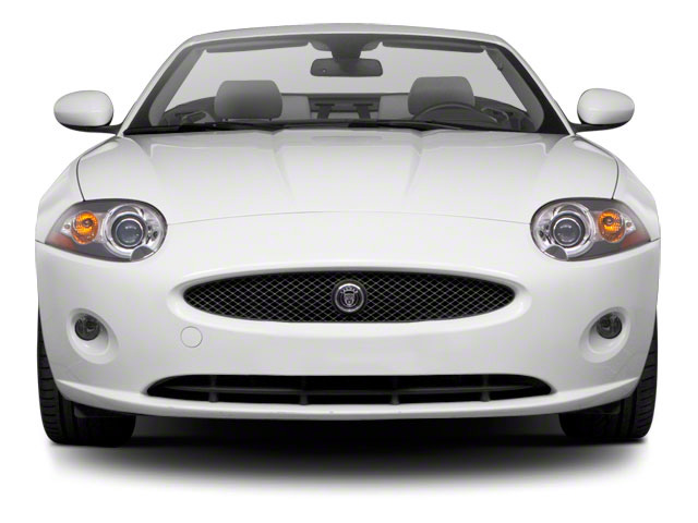 2011 Jaguar XK Prices and Values Convertible 2D front view