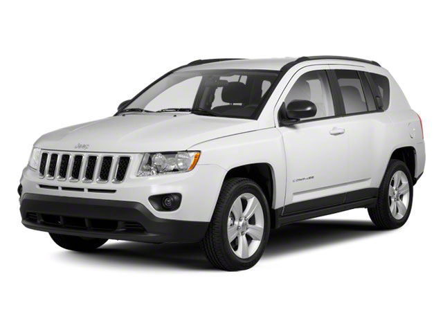 2011 Jeep Compass Prices and Values Utility 4D Latitude 2WD side front view