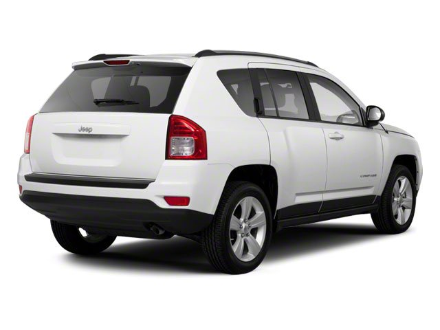 2011 Jeep Compass Prices and Values Utility 4D Latitude 2WD side rear view