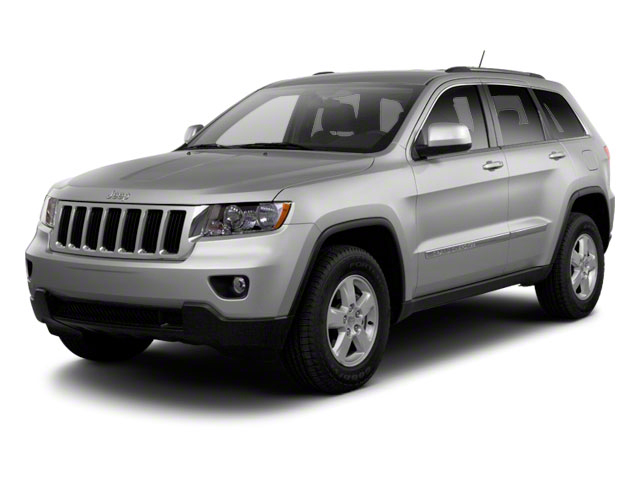 2011 Jeep Grand Cherokee Pictures Grand Cherokee Utility 4D Limited 2WD photos side front view