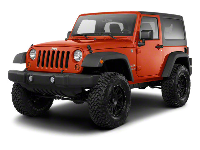 2011 Jeep Wrangler Pictures Wrangler Utility 2D Rubicon 4WD photos side front view