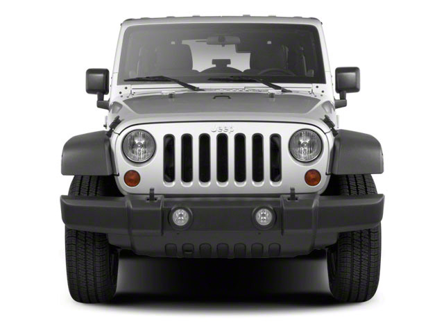 2011 Jeep Wrangler Unlimited Pictures Wrangler Unlimited Utility 4D Unlimited Sport 4WD photos front view