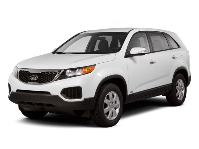 2011 Kia Sorento Prices and Values Utility 4D SX 2WD
