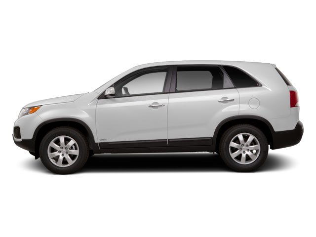 2011 Kia Sorento Prices and Values Utility 4D SX 2WD side view