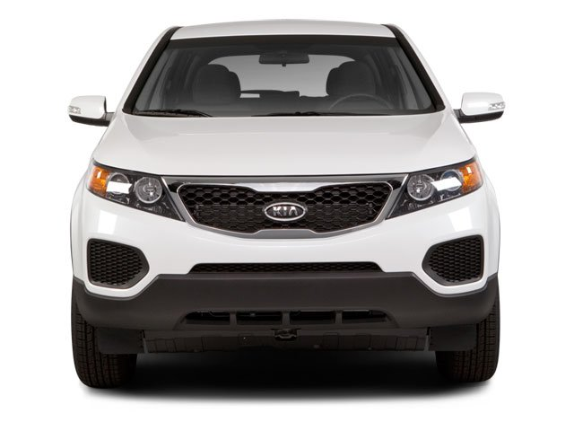 2011 Kia Sorento Prices and Values Utility 4D EX AWD front view