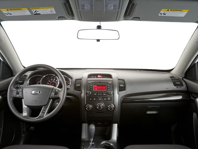 2011 Kia Sorento Prices and Values Utility 4D EX AWD full dashboard