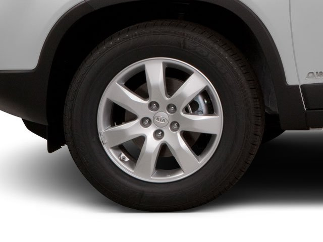 2011 Kia Sorento Prices and Values Utility 4D SX 2WD wheel
