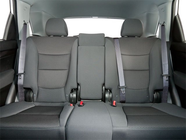 2011 Kia Sorento Prices and Values Utility 4D EX AWD backseat interior