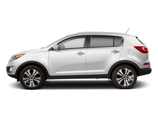 2011 Kia Sportage Prices and Values Utility 4D EX AWD side view