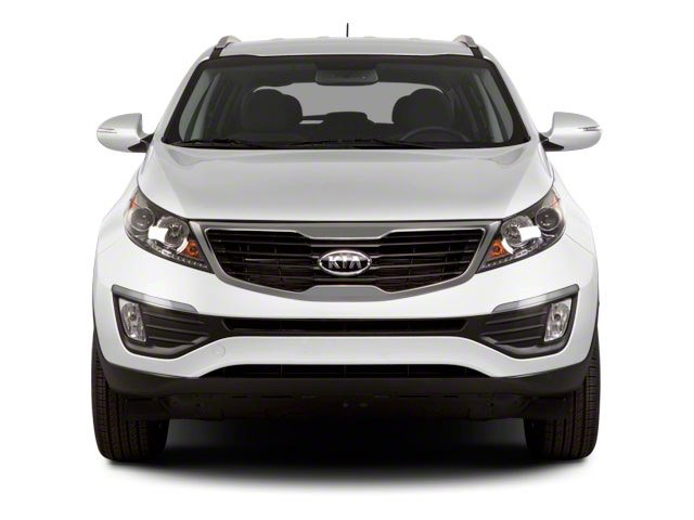 2011 Kia Sportage Prices and Values Utility 4D LX 2WD front view