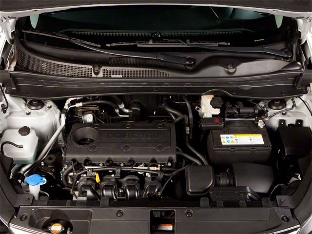 2011 Kia Sportage Prices and Values Utility 4D LX 2WD engine